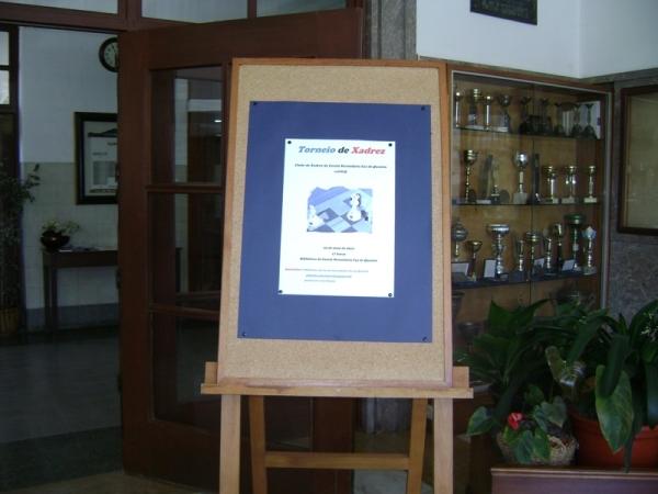 1º Torneio de Xadrez da ESEQ